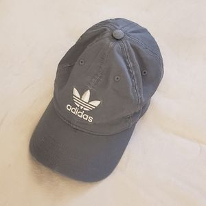 NWT Adidas Gray Baseball Hat